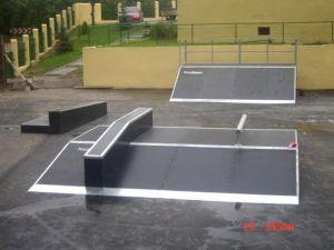 Skatepark w Majkowie 1