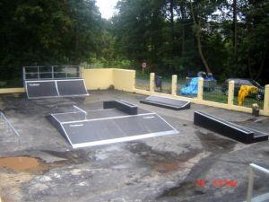 Skatepark w Majkowie 2