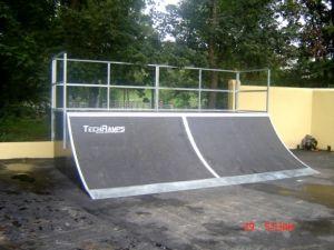 Skatepark w Majkowie 4