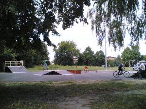 Skatepark w Markach 5