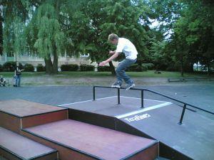 Skatepark w Markach 7