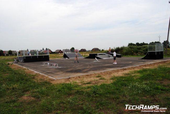 Skatepark w Michałowo