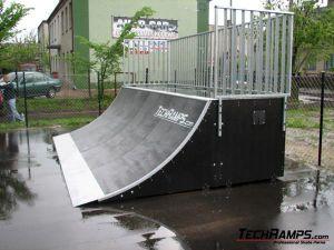 Skatepark w Międzyrzecu Podlaskim - 5