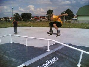 Skatepark w Morawii 7