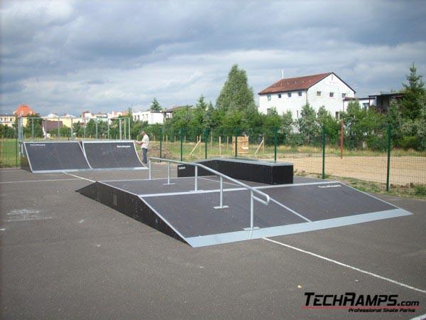 Skatepark w Murowanej Goślinie