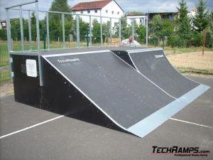 Skatepark w Murowanej Goślinie - 2