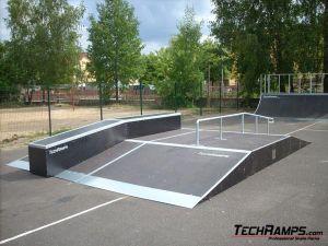 Skatepark w Murowanej Goślinie - 4