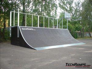 Skatepark w Murowanej Goślinie - 9