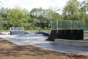 Skatepark w Myślenicach - 11