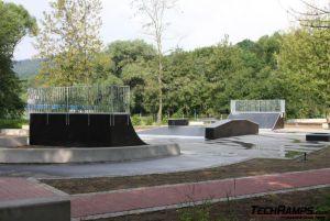 Skatepark w Myślenicach - 13