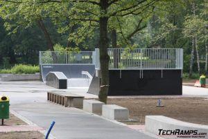Skatepark w Myślenicach - 3