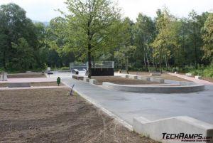 Skatepark w Myślenicach - 4