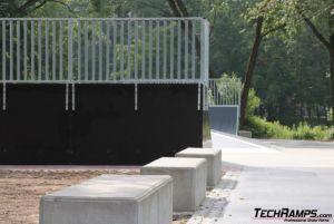Skatepark w Myślenicach - 7