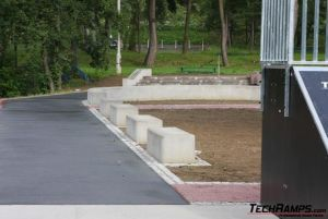 Skatepark w Myślenicach - 8