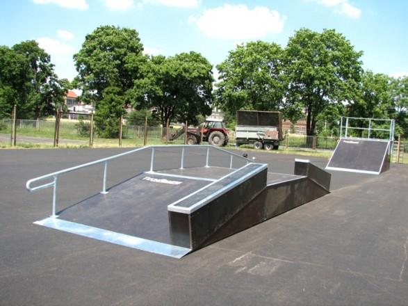 Skatepark w Namysłowie
