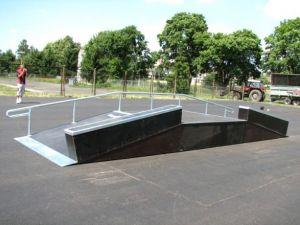 Skatepark w Namysłowie 3