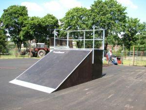 Skatepark w Namysłowie 4