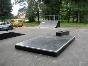 Skatepark w Nidzicy - 1