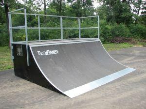 Skatepark w Nidzicy - 2