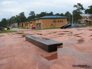 Skatepark w Niechorzu - 1