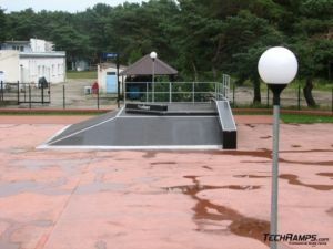 Skatepark w Niechorzu - 10