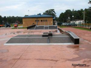 Skatepark w Niechorzu - 4