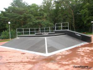 Skatepark w Niechorzu - 5