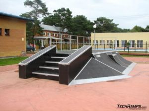 Skatepark w Niechorzu 6