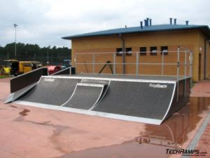 Skatepark w Niechorzu 7