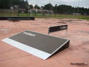 Skatepark w Niechorzu - 8