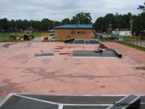 Skatepark w Niechorzu - 9