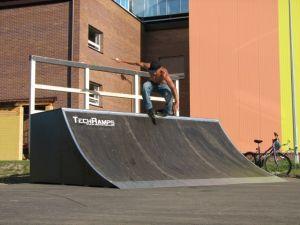 Skatepark w Nowej Sarzynie 12