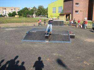 Skatepark w Nowej Sarzynie 6