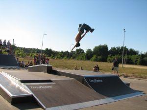 Skatepark w Nowej Sarzynie 7