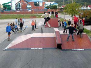 Skatepark w Nowinach 10