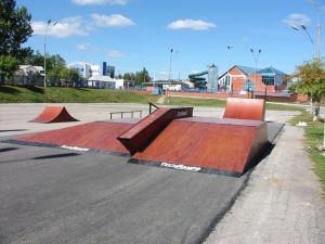Skatepark w Nowinach 2