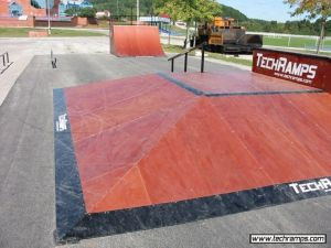Skatepark w Nowinach 5