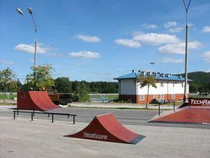 Skatepark w Nowinach 6