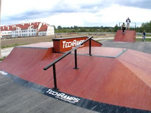 Skatepark w Nowinach 9