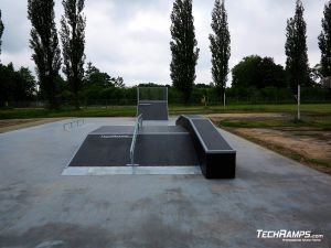 Skatepark w Nowym Mieście nad Pilicą