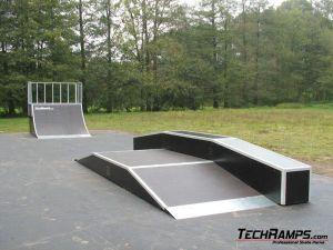 Skatepark w Nowym Tomyślu - 4