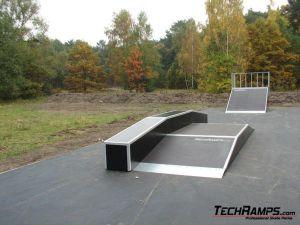 Skatepark w Nowym Tomyślu - 5