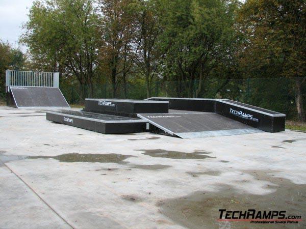 Skatepark w Obornikach