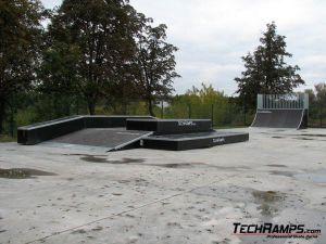 Skatepark w Obornikach - 2