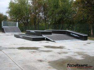 Skatepark w Obornikach - 3