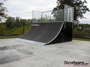Skatepark w Obornikach - 4