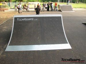 Skatepark w Obornikach Śląskich - 10