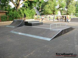 Skatepark w Obornikach Śląskich - 3
