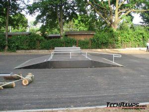 Skatepark w Obornikach Śląskich - 4