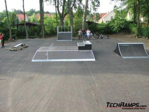 Skatepark w Obornikach Śląskich - 6